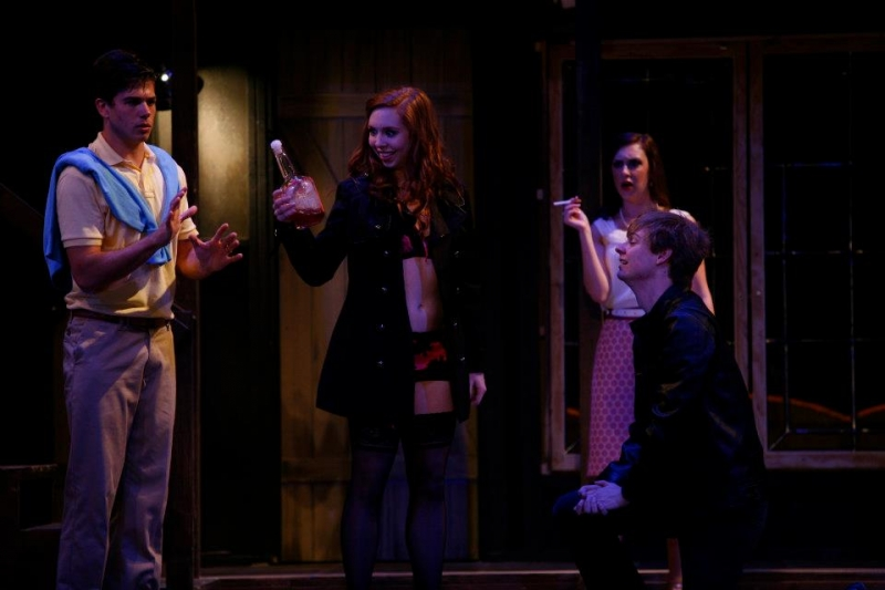 Maddy Noises Off 2
