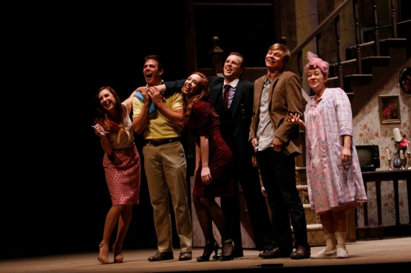 Maddy Noises Off 3